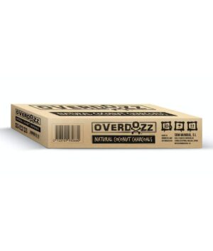 Overdozz Coconut Shell Charcoal 10 Kg