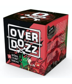 Overdozz Coconut Shell Charcoal