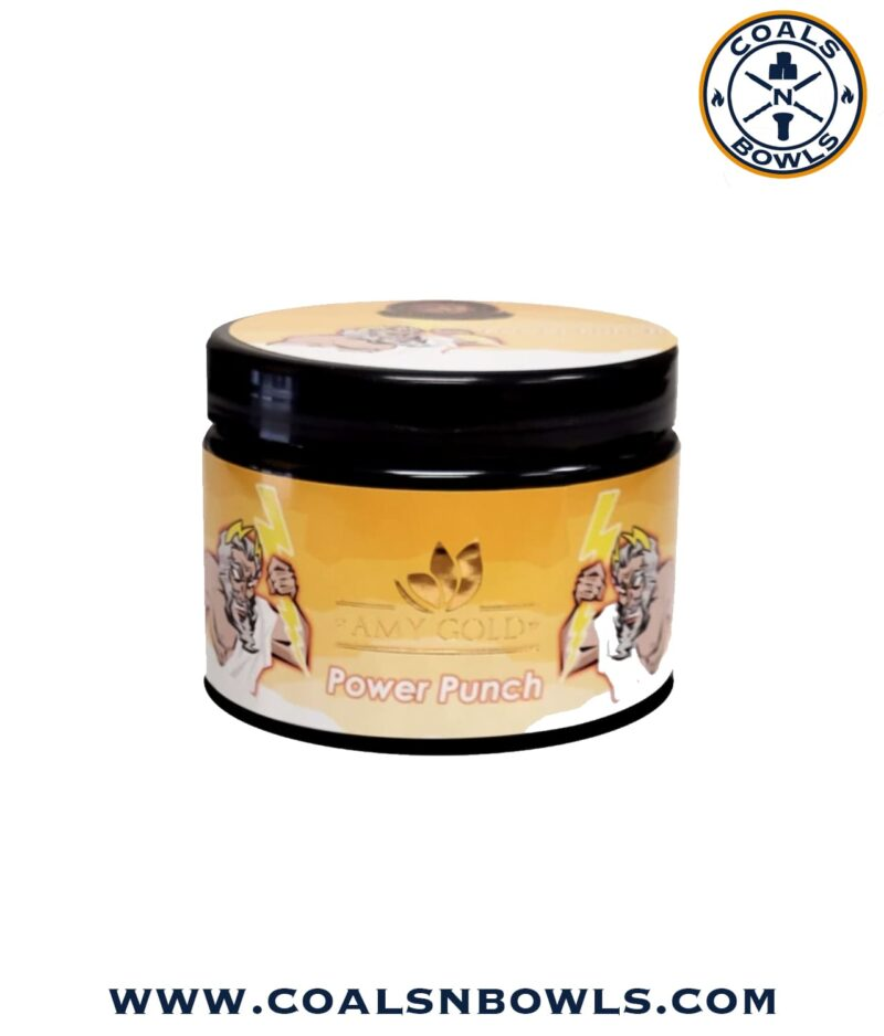 Amy Deluxe Shisha Tobacco 200g Power Punch
