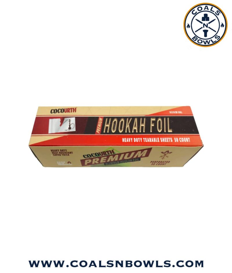 Cocourth Hookah Foil